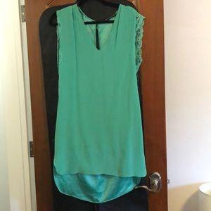 Mint Green Zara Dress